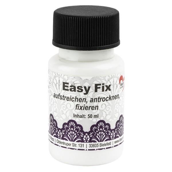 Easy Fix, aufstreichen, antrocknen, fixieren, transparent auftrocknend, 50ml