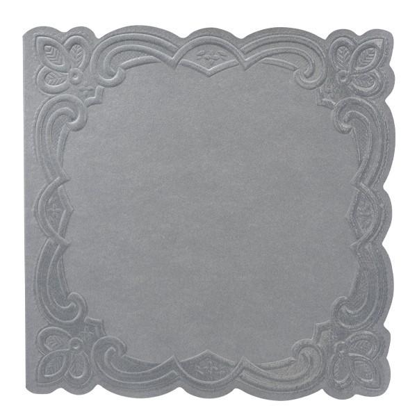 """10er Grußkartenset Deluxe, """"Rom"""", 15x15cm, dunkelblau"""