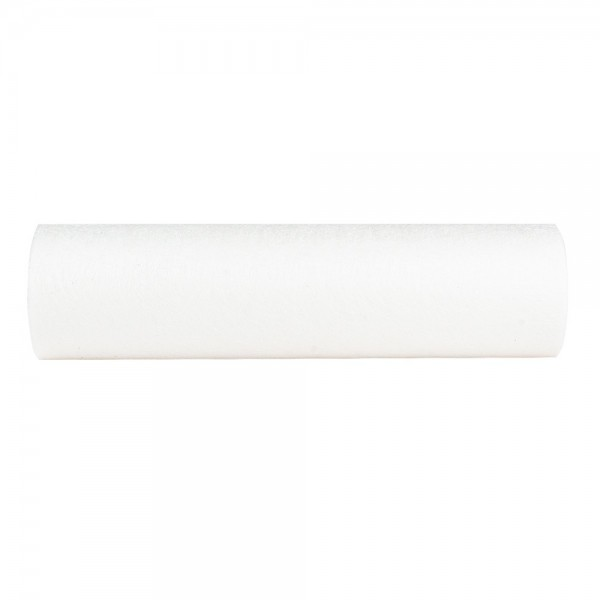 Vlies Tischläufer/Tischband, 23cm breit, 25m lang, auf Rolle, weiß