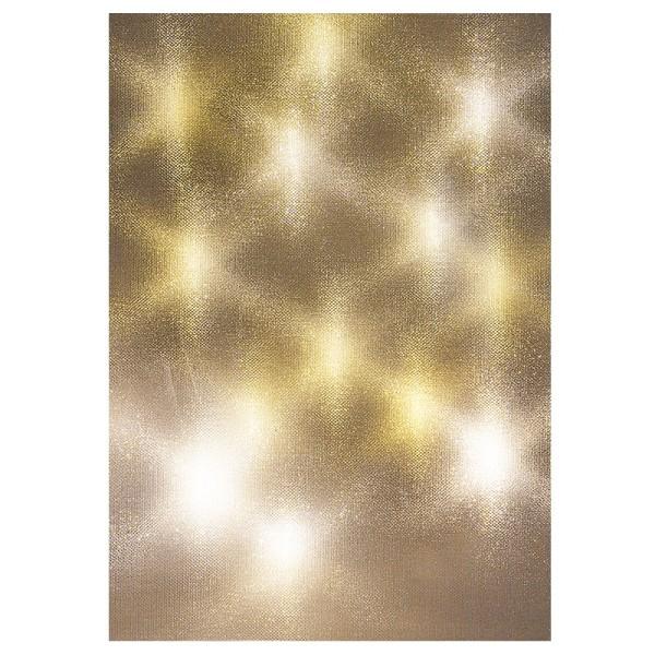 Lichteffekt-Folie, Diamant, DIN A4, 10 Bogen
