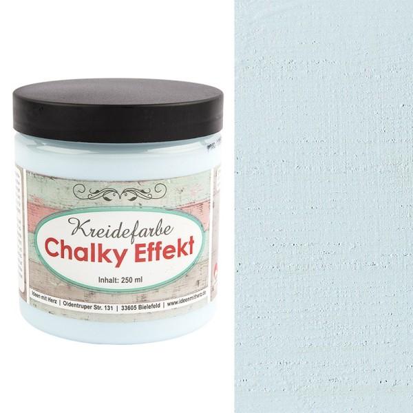 Chalky Effekt, Kreidefarbe, himmelblau, 250ml