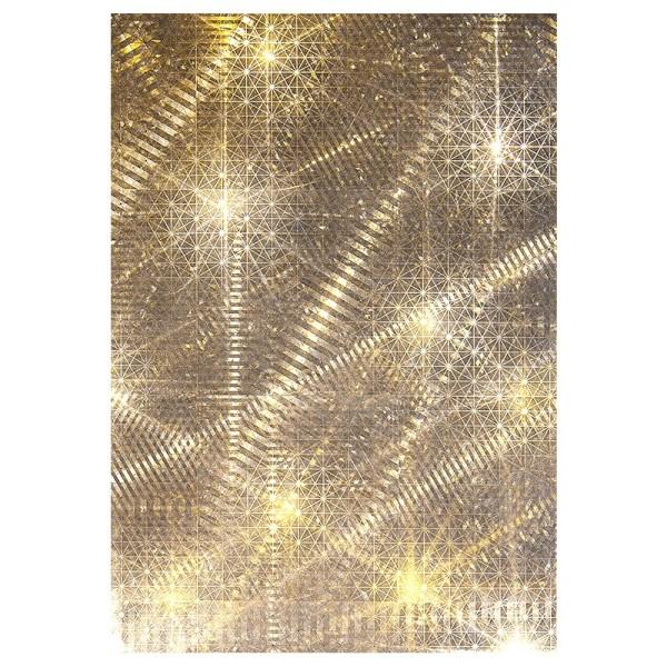 Lichteffekt-Folie, Zauberei, DIN A5, 10 Stück