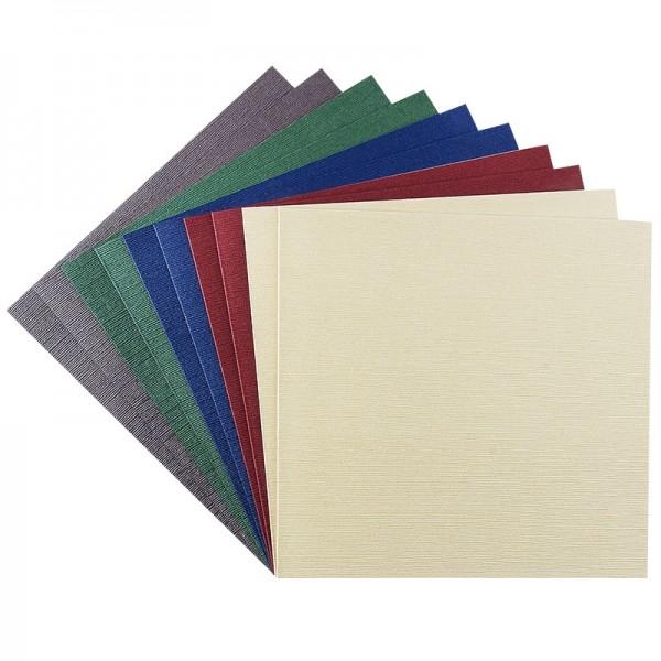 """Grußkarten """"Athen"""", 16cm x 16cm, kräftige Farbtöne, inkl. Umschläge, 10 Stück"""