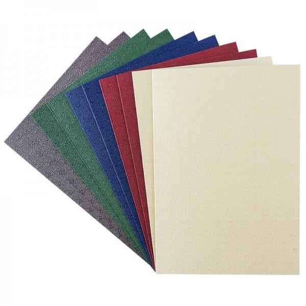 """Grußkarten """"Wien"""", B6, kräftige Farbtöne, inkl. Umschläge, 10 Stück"""