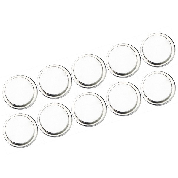 Mini-Magnet-Set, 10 Magnete & 10 Metallscheiben