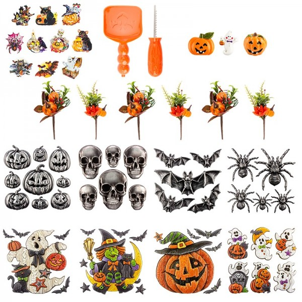 Glückstrefferset Halloween