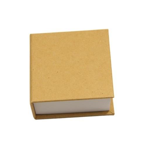Notiz-Buch, 250 Seiten, 8 x 8 cm, 2er Set