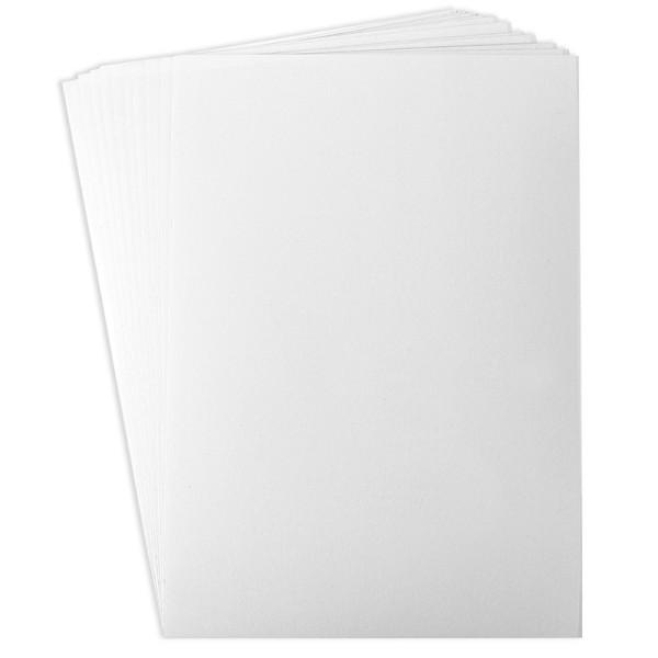 Windradfolie, klar, DIN A5, einseitig klebend, 0,2 mm, 10 Stück