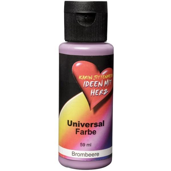 Universal Farbe, 59 ml, Brombeere