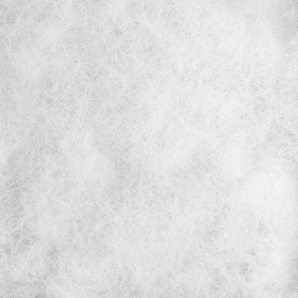 Schnee-Faser, weiß, ca. 30 g