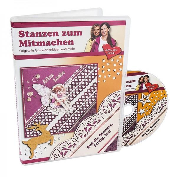 DVD, Stanzen zum Mitmachen, Karin Jittenmeier, 90 Min.