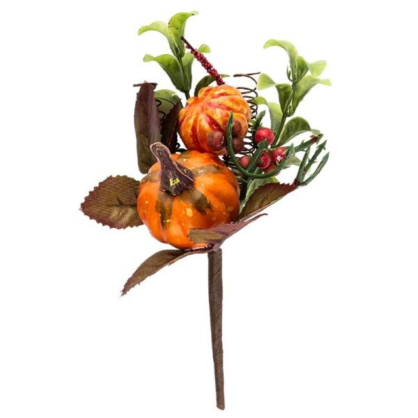 Deko-Zweig, Herbst 2, 15cm lang