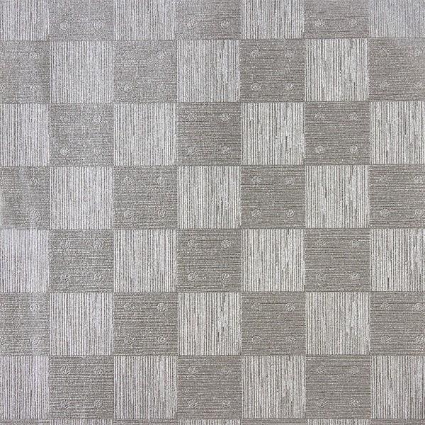 Design Faltpapiere, Karo-Design, 10 x 10 cm, 100 Blatt, silber