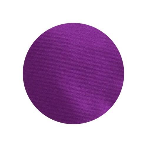 Satin-Stanzform, rund, Ø6cm, rot-violett, 50 Stück