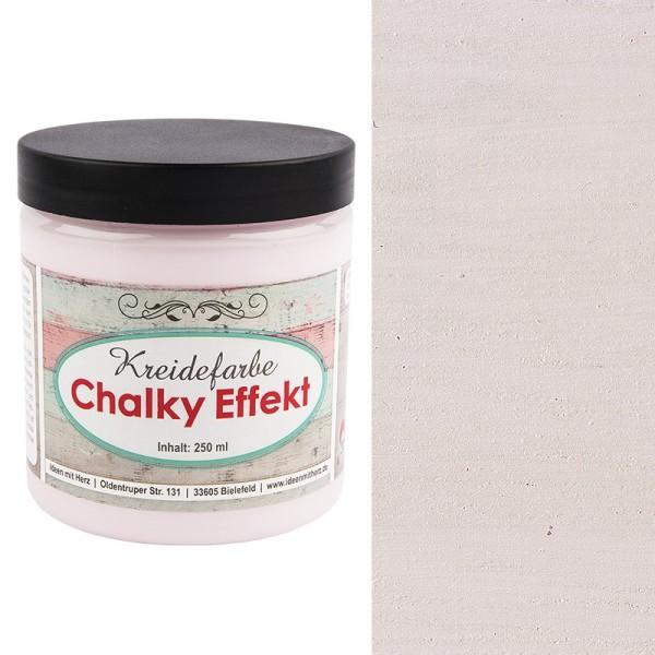 Chalky Effekt, Kreidefarbe, pastellrosa, 250ml