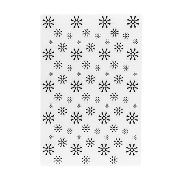 Prägeschablone, Hintergrund 1, 15cm x 10cm