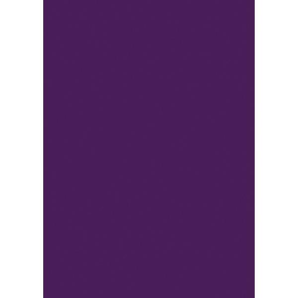 Deko-Karton, DIN A4, uni, violett