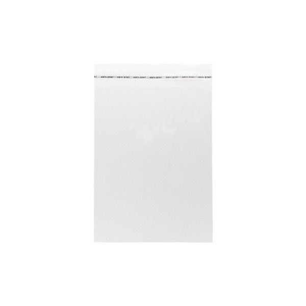 Schutzhüllen/Klarsichtbeutel, DIN A5, selbstklebend, 100 Stück