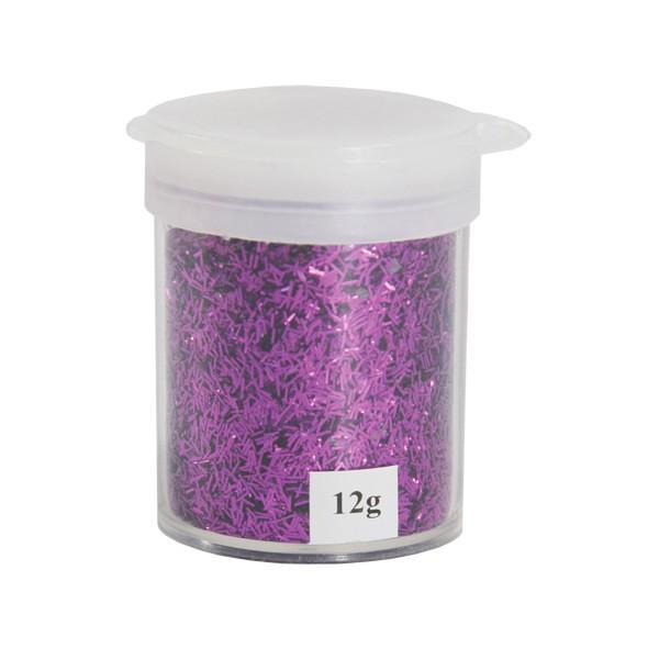 Stäbchen-Glimmer, 12g, violett