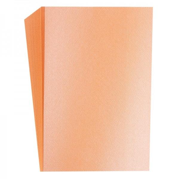 "Faltpapiere ""Nova 20"", 10x15cm, 50 Stück, orange"