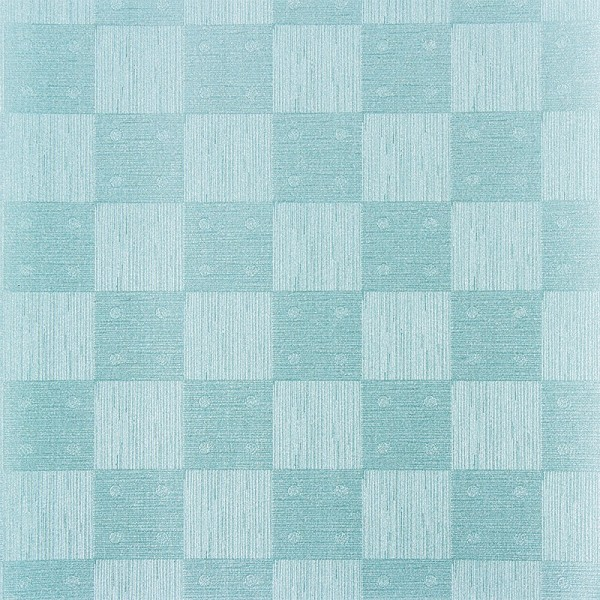 Design Faltpapiere, Karo-Design, 10 x 10 cm, 100 Blatt, mint