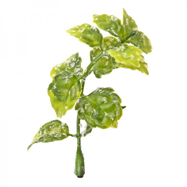 Deko-Floristik, Blätter 7, 7,5cm / 8,5cm, 30g