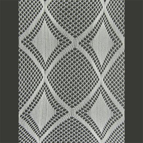 Spitzen-Überzug, Design 1, weiß