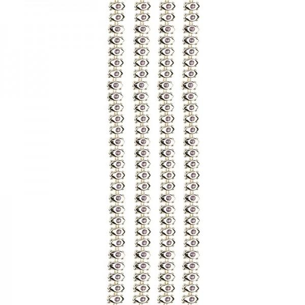 """Premium-Schmuck-Bordüren """"Bracelet 1"""", selbstklebend, 29cm, gold"""