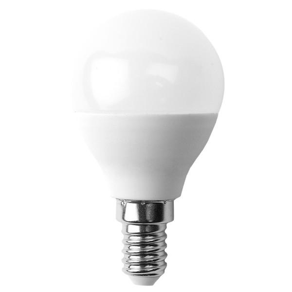 LED-Lampe, warmweiß, 3W, E14