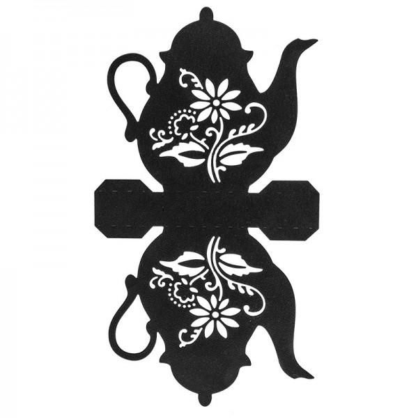 Stanzschablone, Geschenktasche 1, 17,5cm x 9,8cm