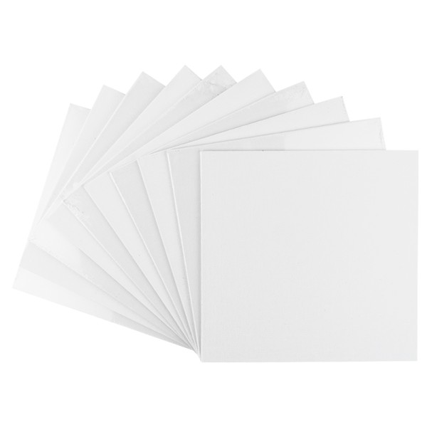 Malkartons, Akademie-Qualität, 20cm x 20cm, 10 Stück