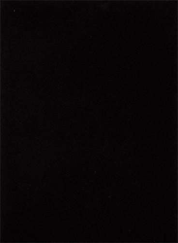Kuschel-Deko-Samtkarton, DIN A5, schwarz, 10 Stück