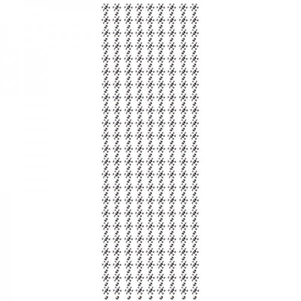 Royal-Schmuck, 9 selbstklebende Bordüren, 29 cm