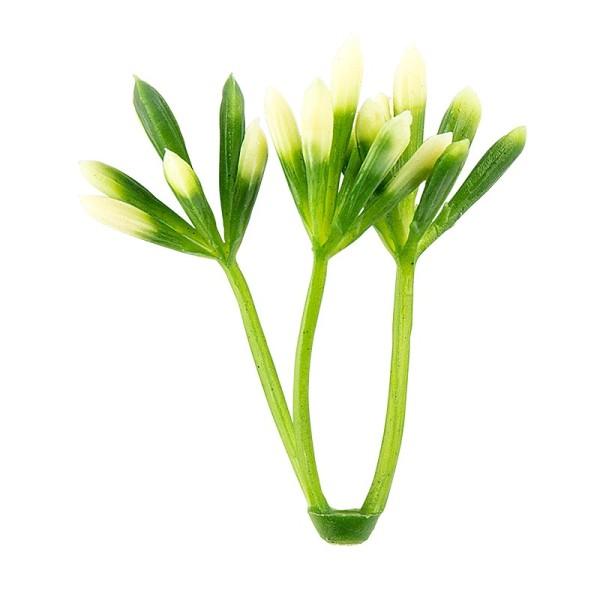Deko-Floristik, Blütenknospe 3, 3cm lang, 30g