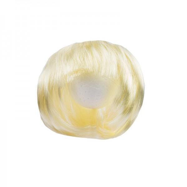 Deko-Perücke, für Kugeln mit Ø4-6cm, blond