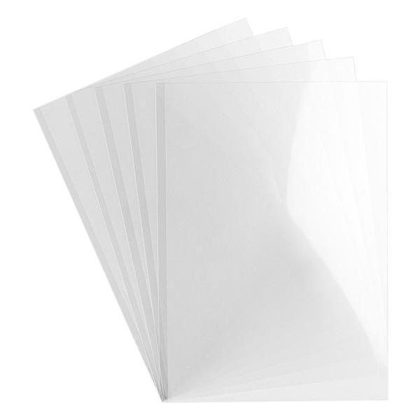Windradfolien, DIN A3, 200µ, 5 Bogen